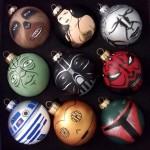 Star Wars karácsonyfa díszek