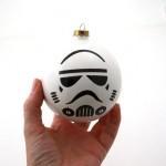 Birodalmi katona karácsonyfa dísz