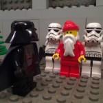 Star Wars Lego mikulás
