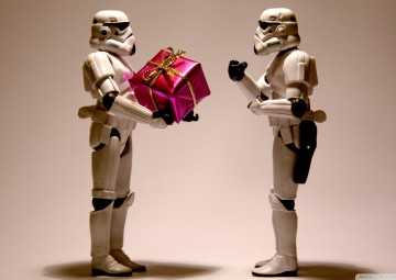 Star Wars karácsony