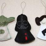 Star Wars varrt figurák karácsonyra